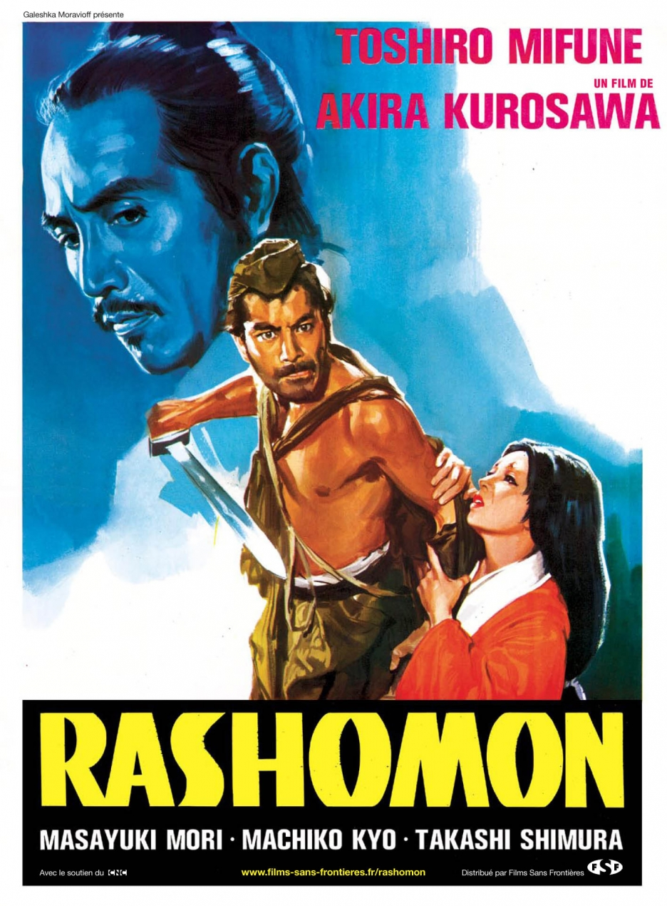the rashomon effect and the unreliable narrator 936full rashomon poster1 1