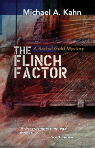 Flinch Factor, The Front Cover