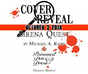 Sirena Quest cover reveal