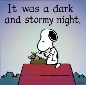 It-Was-A-Dark-and-Stormy-Night-from-Snoopy-e1375218659590[1]