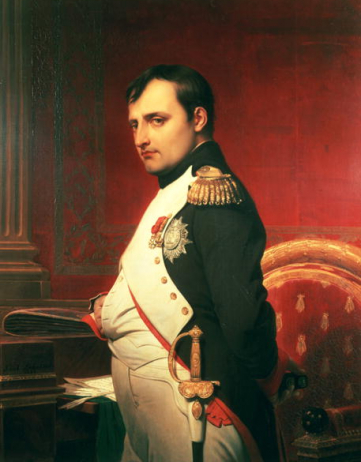Mystery Novels, Art, and Napoleon's Penis