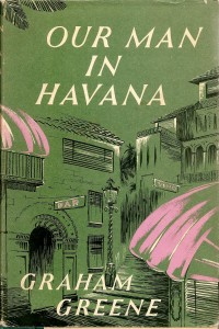 Our Man in Havana by Graham Greene Review 5 stars phistars wallpaper[1]