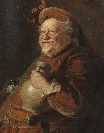 Cheerful Words of Wisdom from Falstaff
